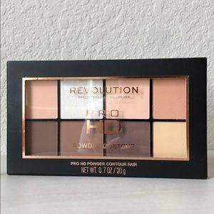 5/$25 REVOLUTION BEAUTY Pro HD Contour Palette